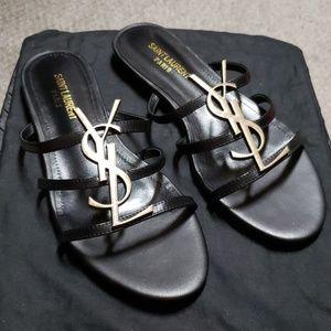 Brand new YSL sandals